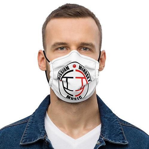 Inner Image - Mission, Mindset, Music - Face Mask