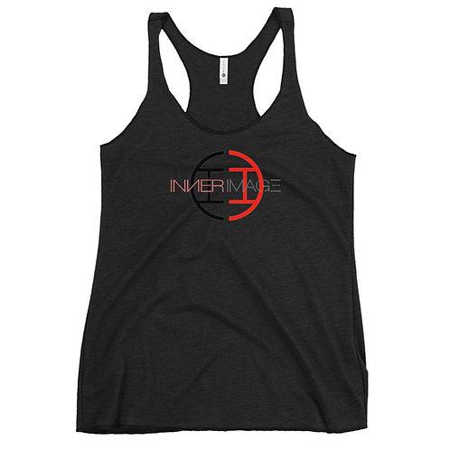 Women's Racerback Tank - Inner Image - Logo-New