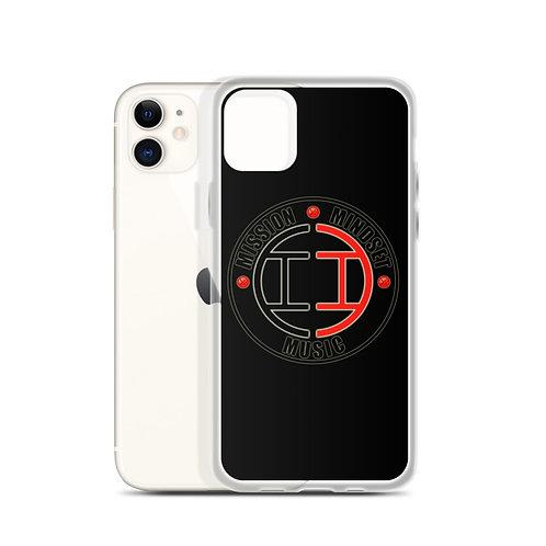 Inner Image - Mission, Mindset, Music - iPhone Case
