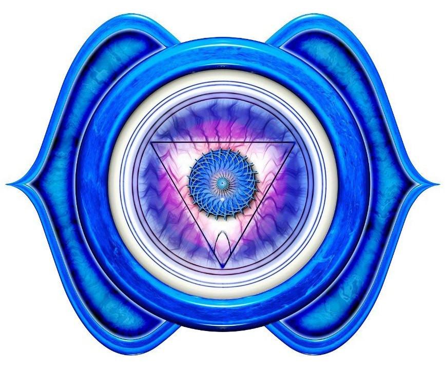 Подробное описание 6 чакры, характеристика шестой чакры, символизм аджны, функции, задачи, за что отвечает, какую роль и функцию выполняет третий глаз.