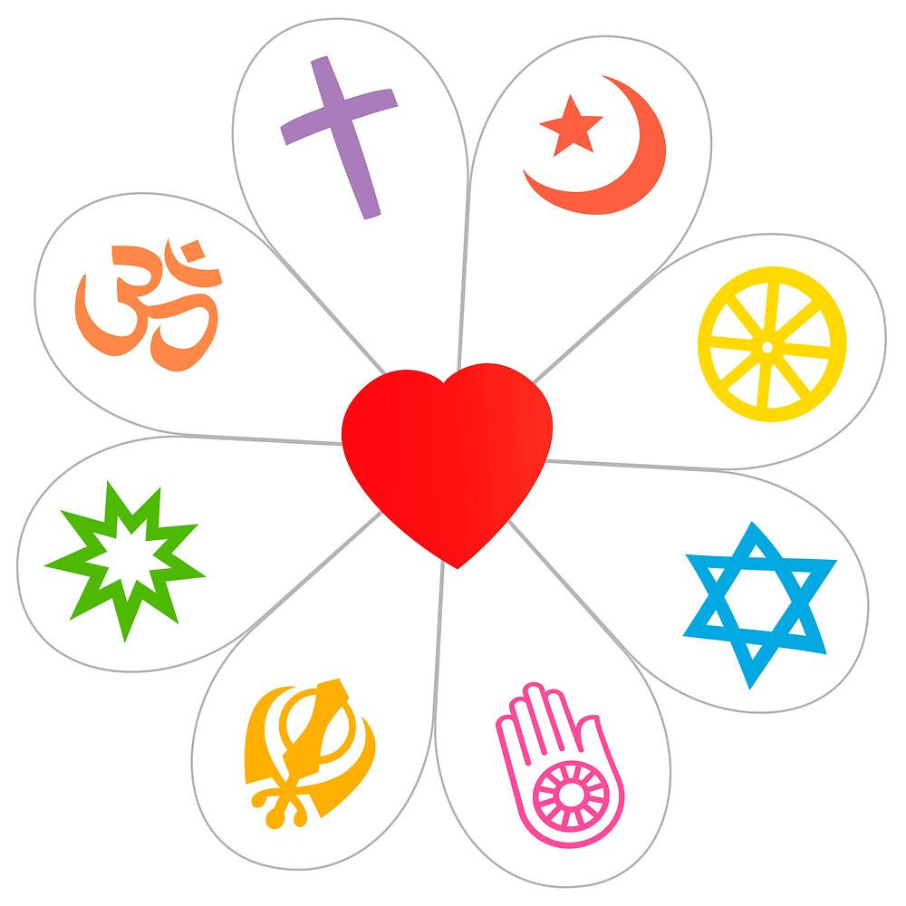Духовное целительство присутствует во всех религиях мира. Это основа большинства учений исцеление через духовное развитие и устремлению объединится с Высшей Сущностью.