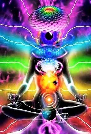 Эмоции и 7 чакра. Как проявляются страсти и что дают, когда человек развивает седьмую чакру. Как обрести бессмертие и уйти от смерти.
