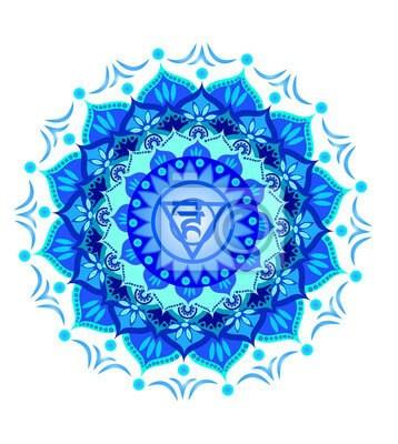 Пятая чакра вишудха: подробно, описание, характеристики, качества, значение, символ, функции, задачи, расположение, локализация, проявление, как проявляется, какие качества дает.