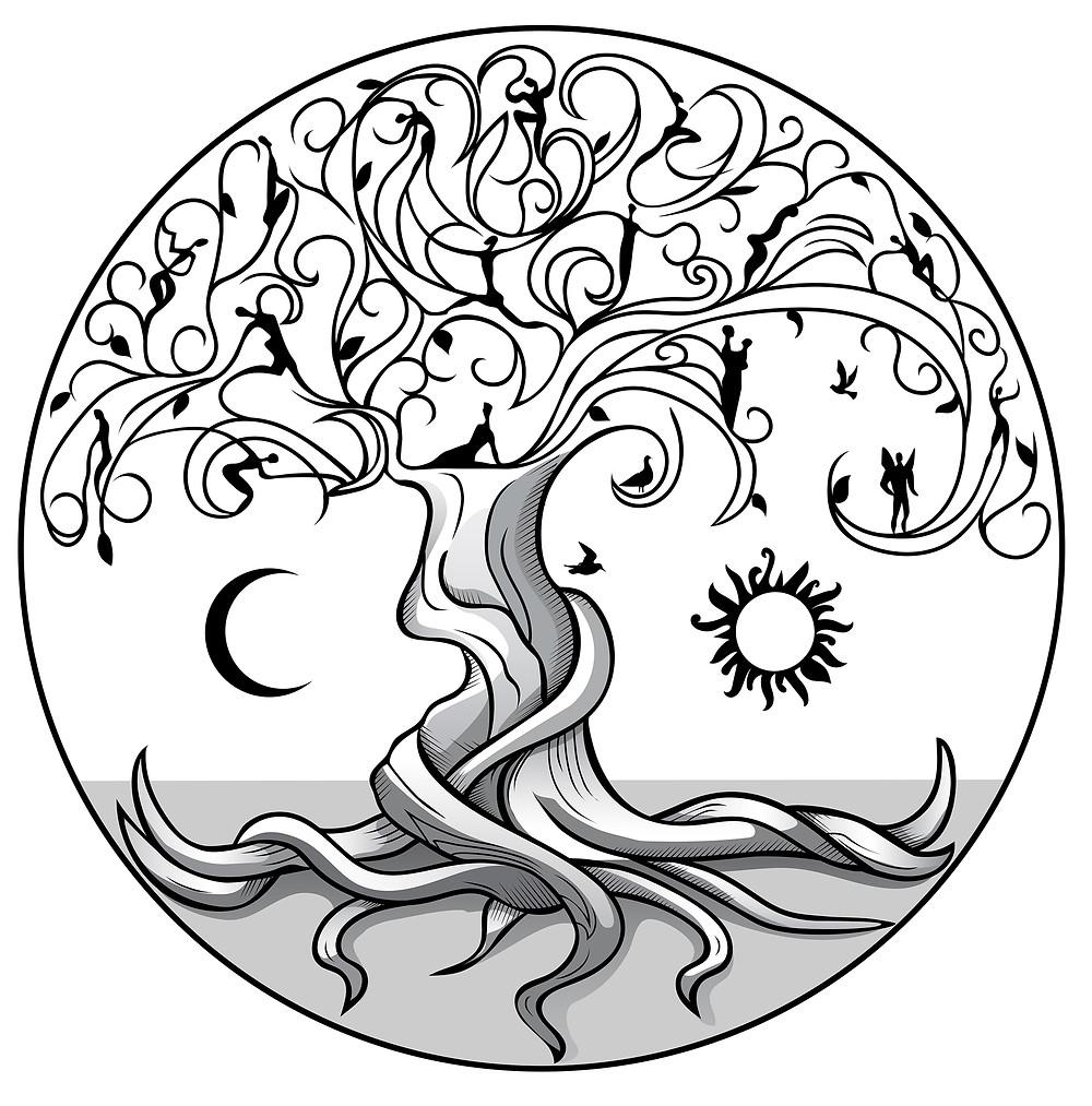 Когда происходит исцеление на духовном плане - появляется возможность исцеления на всех нижележащих планах вплоть до физического тела.