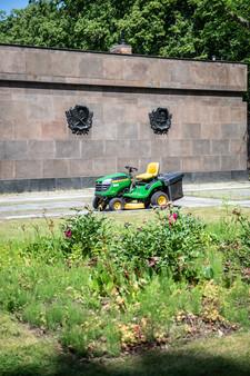 Sowjet War Memorial Schönholzer Heide