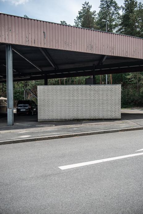 former Checkpoint Dreilinden