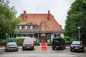 Ristorante Landhaus am Poloplatz in Fohnau