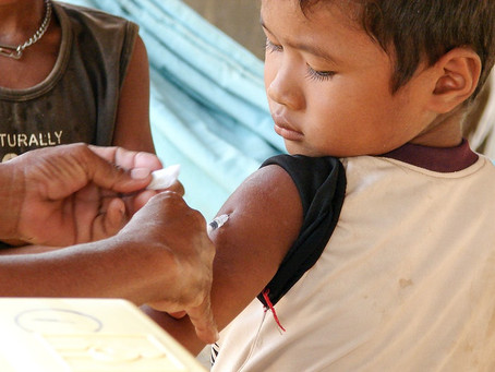 'Vaccinations Could Not Happen for Months'