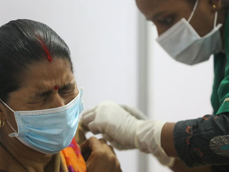 'People from Nearby Urban Areas are Turning Up for Vaccination'