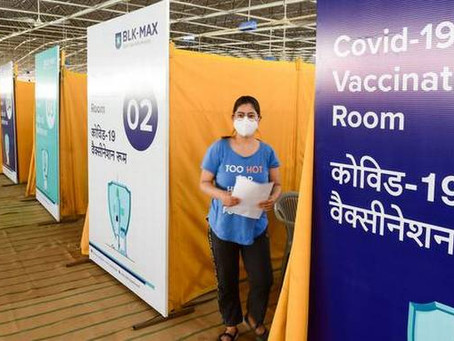 'People Who do Not have Aadhar Card are Not Able to Register for Vaccination'