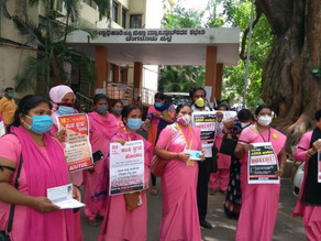 'I have Been on Strike with Other ASHA Workers for the Last Three Months'