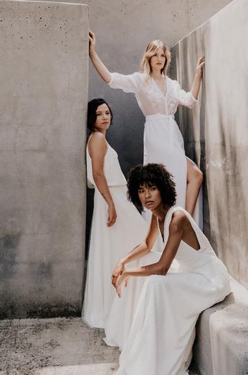 Robes de mariées ALMA BELLUCCI & MARIA LUCIA