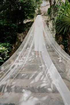 Voile de mariée RUBI collection CAPRI 2022