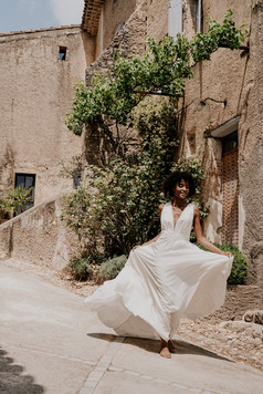 Robe de mariée LUCIA collection CAPRI 2022