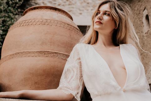 Robe de mariée MONA collection CAPRI 2022