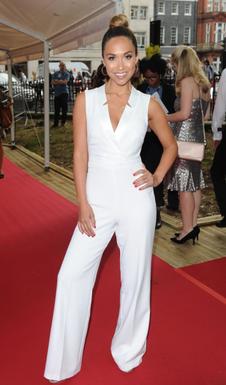 Myleene Klass - Glamour Awards - Makeup