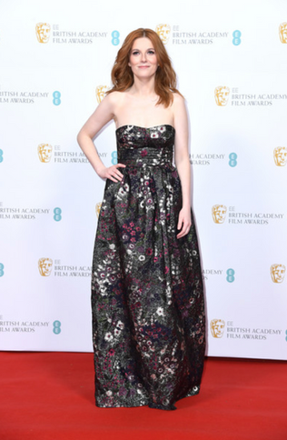 Krysty Cairns - Baftas Nominee's Party 2