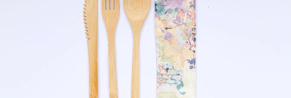Earth Warrior Cutlery
