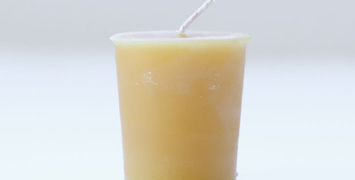 Honey Candles 100% Pure Beeswax