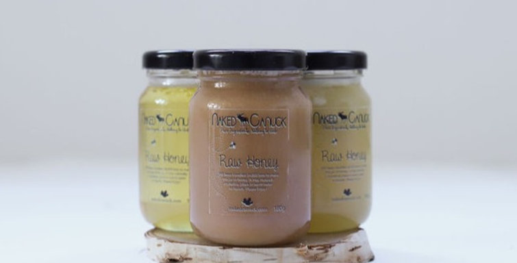 Naked Canuck Honey 3-pack