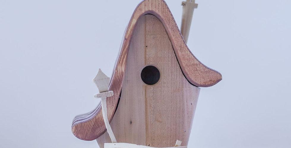 Hornby Island Bird House