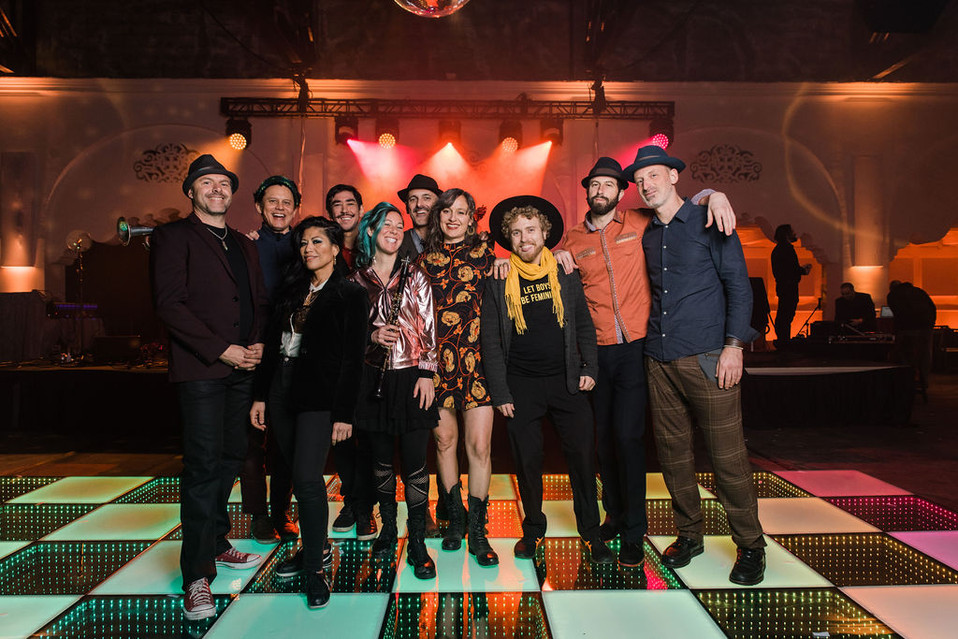 FitBit Holiday Party 12/14/19