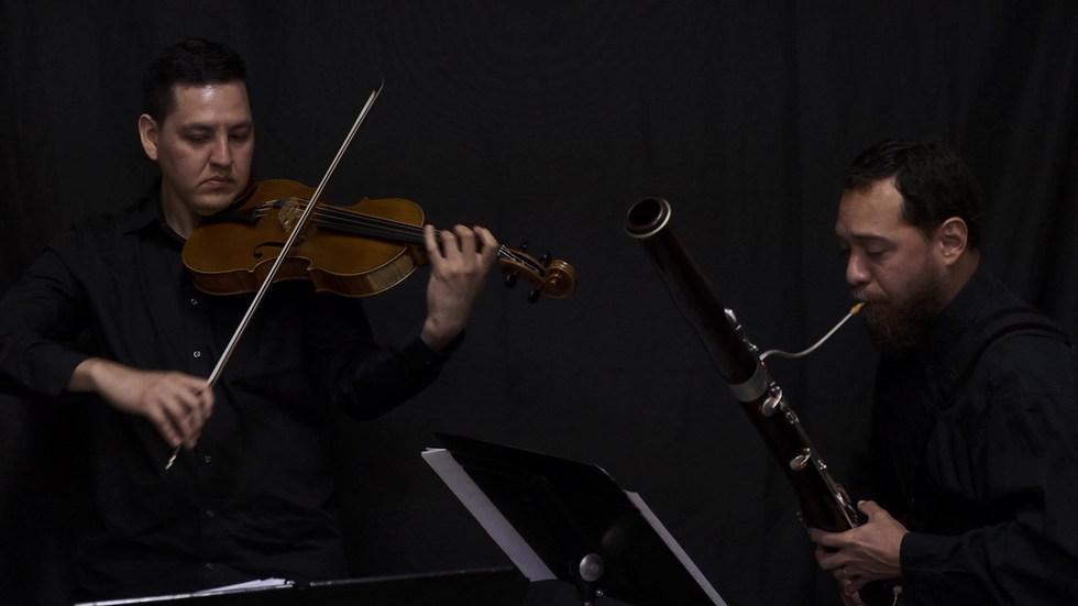 Bassoon & Violin Wedding Music.mp4