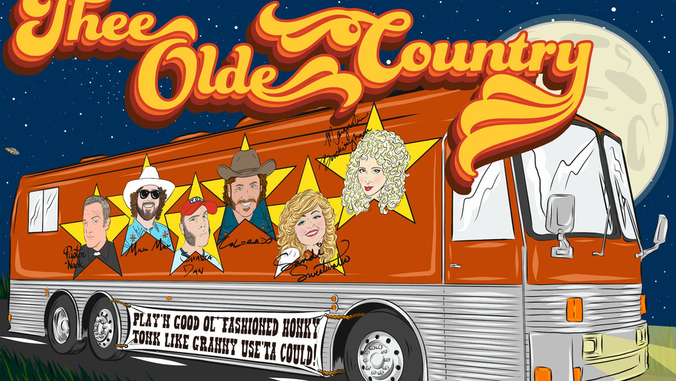 Thee Olde Country - San Francisco Dance Band Classic Country Revue One's on the Way
