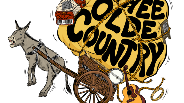 Thee Olde Country - San Francisco Dance Band Classic Country Revue I'm not Lisa
