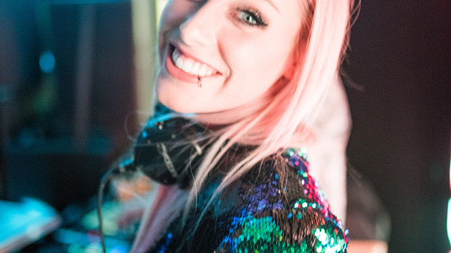 DJ Amy Robbins in Aspen, CO