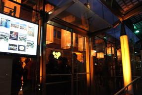 Corporate Event at Restaurant B, San Franicsco 2015
