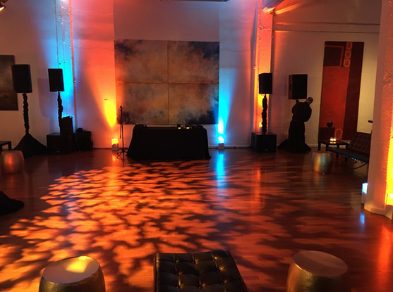 Corporate Holiday Party at Terra SF Gallery, 2015