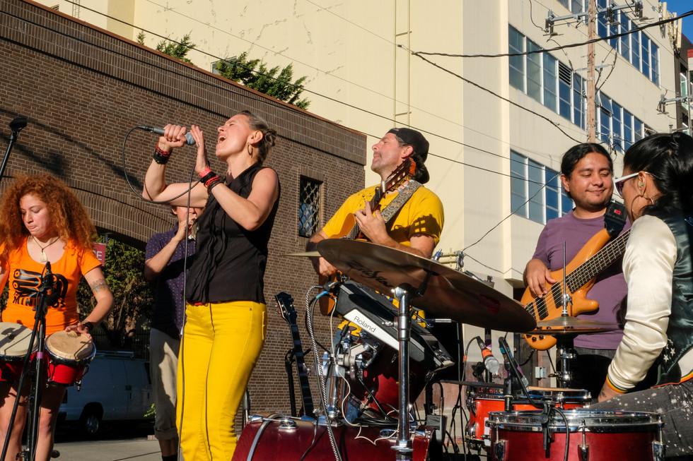 Cornerfest Berkeley 10/20/2019
