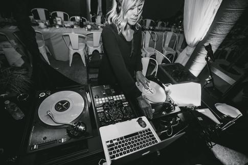 DJ Umami performs