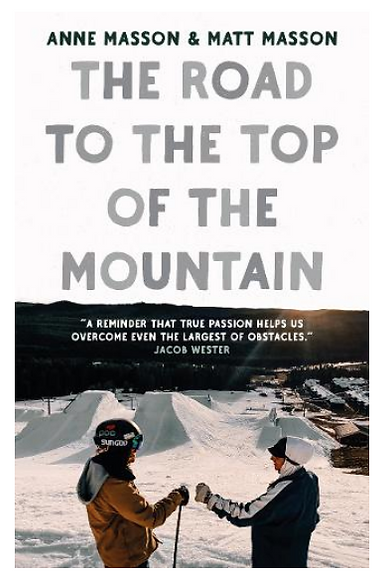 Cover of The Road to the Top of the Mountain Book