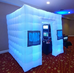 DMG Photo Booth Rental
