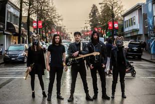 Promo Band Street Shot