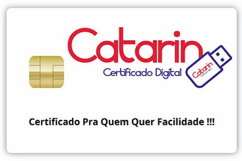 E-CPF A3 RFB 1 ANO (CARTÃO)
