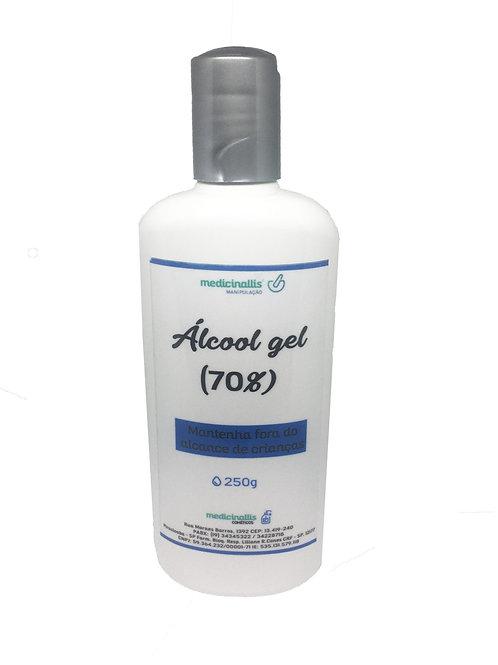 Álcool Gel 70% 250g