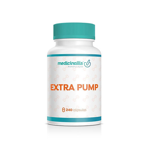 Extra Pump 240 cáps