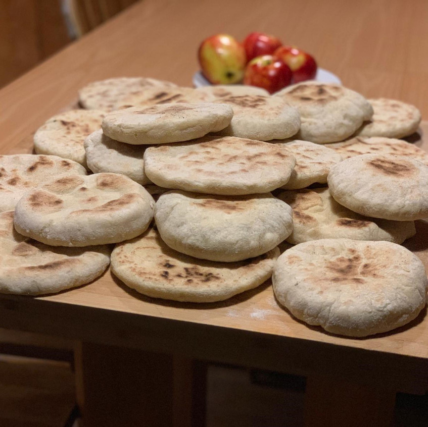 Pancakes by Aïcha
