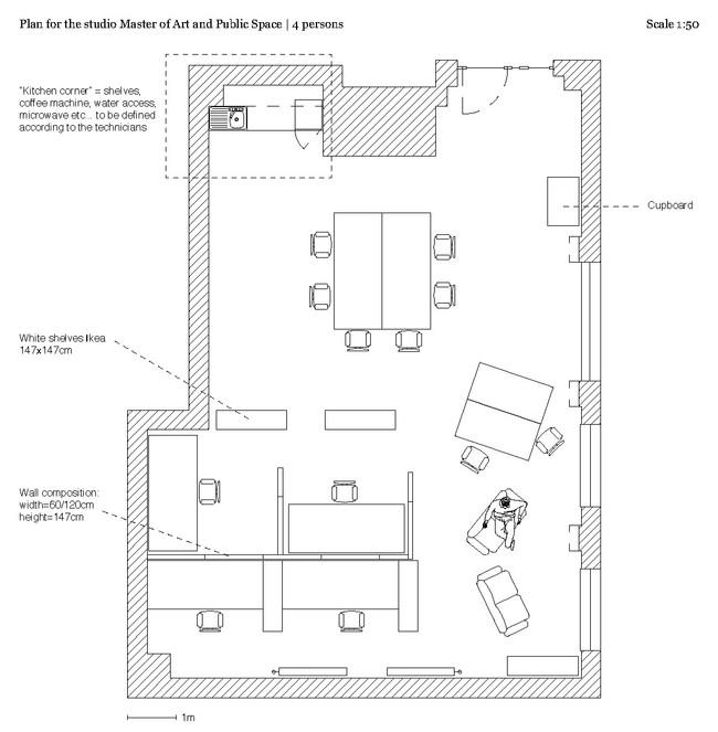 MAPS: Studio Plan (2014/15)