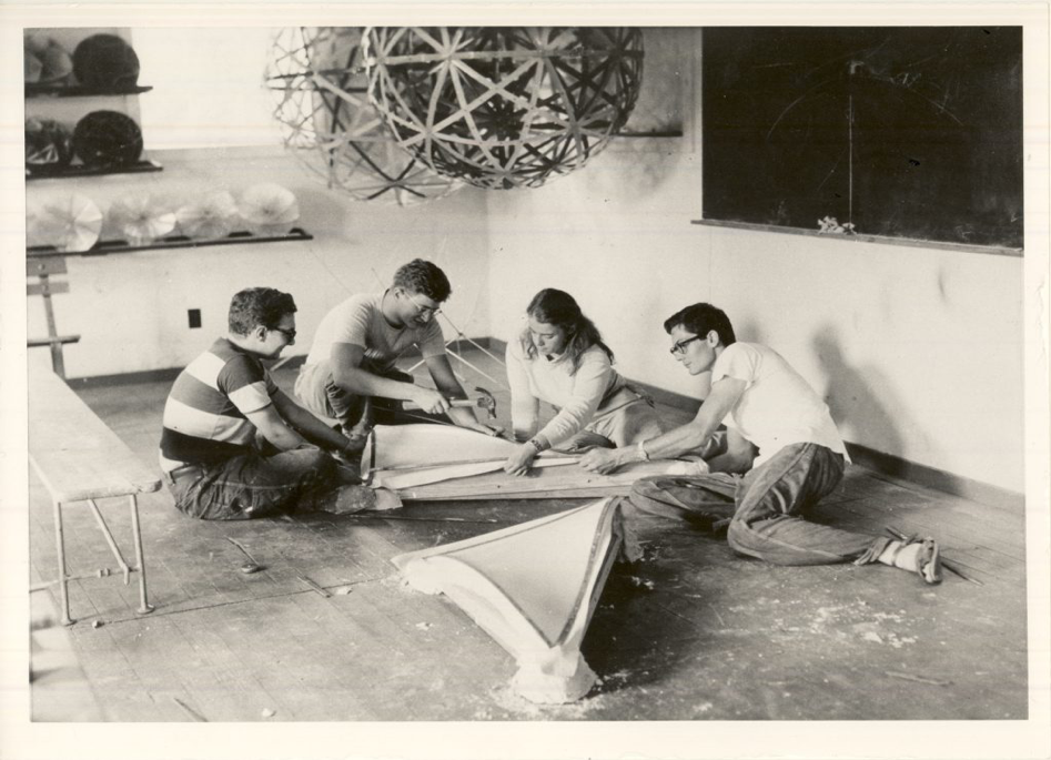 Black Mountain College Research Project Papers. Fotograf: State Archives of North Carolina Raleigh, NC