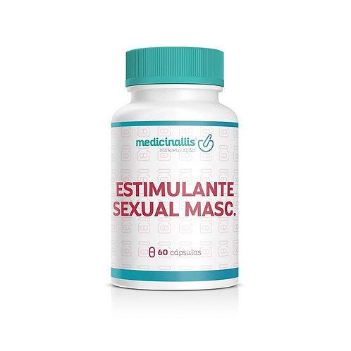 Estimulante Sexual Masculino 60 cáps