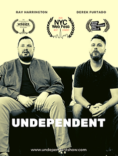 Undependent flyer poster.png