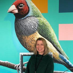 Gillian O'Shaughnessy, Flash Fiction Finalist, LISP 2nd Quarter 2020