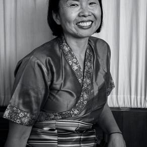 Annie Bien, Flash Fiction Winner