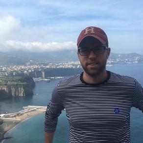 Steven Demmler, Screenplay Semi-Finalist, LISP 2nd Quarter 2020