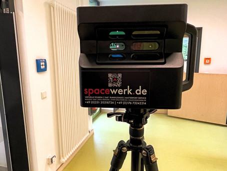 Digitalisierung - Virtuellen 360° 3D Rundgang durch die Einrichtung
