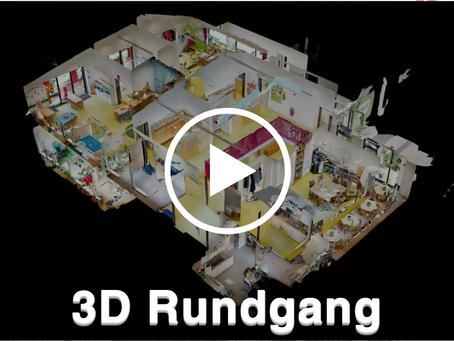 Virtueller 3D - Rundgang